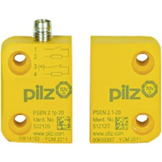 Pilz 506407 PSEN ma2.1p-30/PSEN2.1-10/6mm/1unit