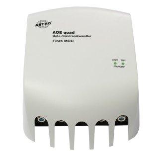 Astro AOE quad Opto-/Elektrowandler Quad, Umsetzung...