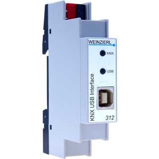 WEINZIERL 312 KNX USB Interface REG (Art.Nr. 5229)
