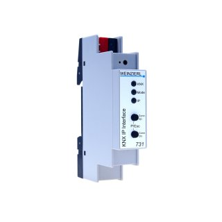 WEINZIERL 731 KNX IP Interface (Art.Nr. 5242)