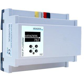 WEINZIERL 762 KNX IP LineMaster (Art.Nr. 5212)