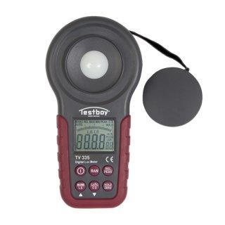 Testboy TV 335LED-Luxmeter – einstellbar auf das...
