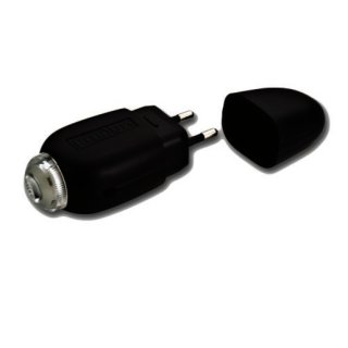 AccuLux 405281 AccuLux - LED 2000, 230 V, schwarz, in...