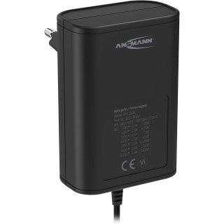 ANSMANN APS 1500 Universal-Netzteil 3 - 12 V DC, inkl. 7 verschiedenen Steckertypen; schwarz
