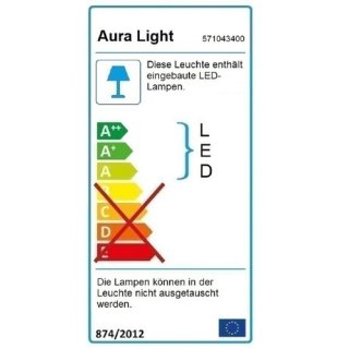 Aura Light Alekza 25W-840 Feuchtraumleuchte
