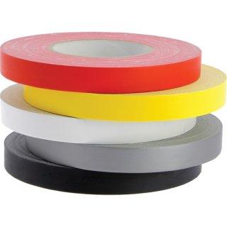 Bizline BIZ 350020 Gewebeklebeband gelb 19 mm x 50m x 0,31mm