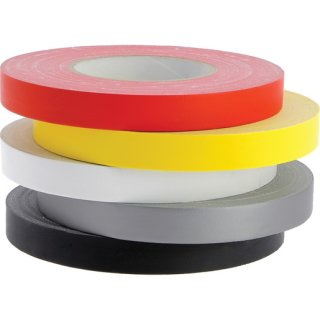 Bizline BIZ 350028 Gewebeklebeband schwarz 15 mm x 50m x...