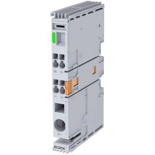 Block Transformatoren EB-2724-100-0 EB-FU-24DC/1x10A