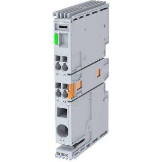 Block Transformatoren EB-2724-060-0 EB-FU-24DC/1x6A