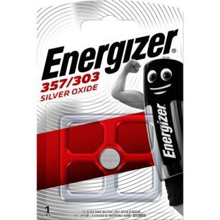 Energizer 357/303 Spezialbatterie / Uhren-Batterie -...