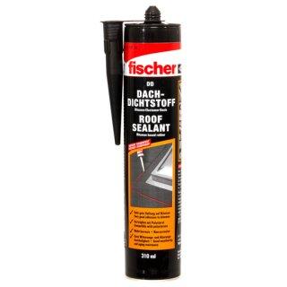 Fischer 53127 Dach-Dichtstoff DD 310 schwarz