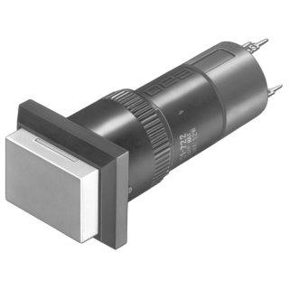 EAO 01-040.002 Leuchtmelder 18x24 L/S