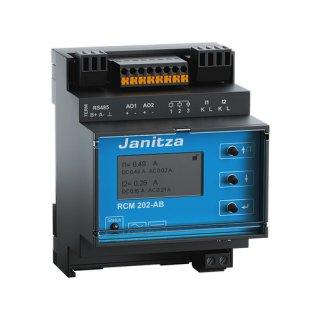 Janitza 1401627 RCM 202-AB