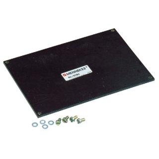 Mennekes 10184 Montageplatte 260X160 mm