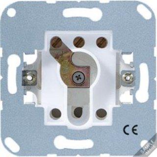 Jung 106.15 Schlüsselschalter ohne Demontageschutz,...