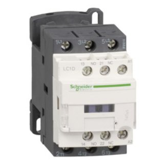 Schneider Electric LC1D09W7 Leistungsschütz LC1D 3p,...