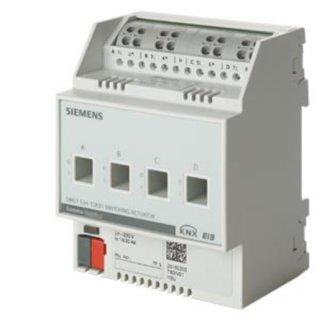 Siemens 5WG1534-1DB31 Schaltaktor N534D31 4 x AC 230V,...