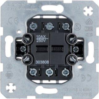 Berker 303808 Wippenschalter Modul-Einsätze 10AX 250V~