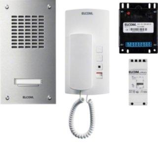 Elcom 1000718 ASZ-1EM AudioSet 1TLN UP 1+n Edelst.ESTA