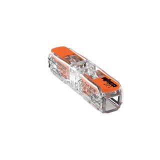Wago 221-2411 Durchgangsverbinder mit Hebel max....