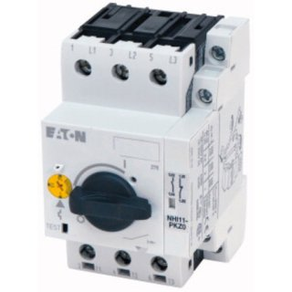 Eaton Electric PKZM0-16/NHI11 Motorschutzschalter,...
