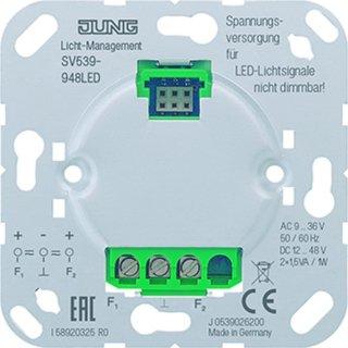 Jung SV 539-948 LED Spannungsversorgung, 9...48 V