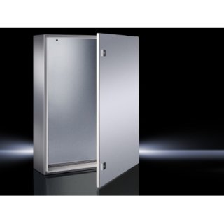 Rittal AE 1010.500 Kompakt-Schaltschrank AE, Edelstahl...
