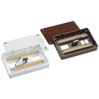 ABUS VT4100W Aufputz-Lötverteiler 32-polig VdS C...