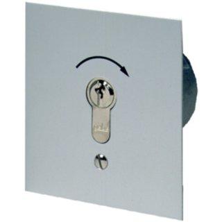 HSLÜ24 Schlüsseltaster inkl. Zylinder - UP