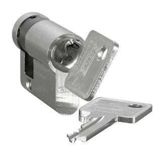ABN GmbH 50994 Profil-Halbzylinder 40mm
